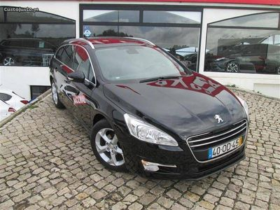 gebraucht Peugeot 508 SW 2.0 HDI Line Pack