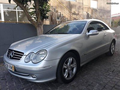 usado Mercedes CLK270 1Dono c/manual