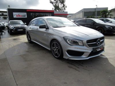 usado Mercedes CLA180 Shooting Brake d AMG Auto
