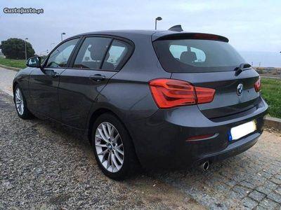 usado BMW 116 d Nacional