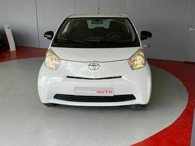 usado Toyota iQ 1.4 D-4D