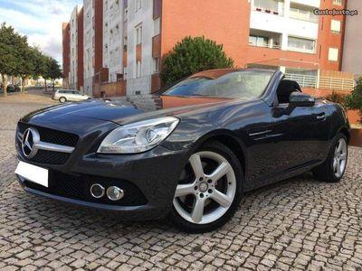 usado Mercedes SLK250 CDI Bluefficiency