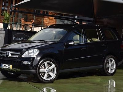 usado Mercedes GL320 CDI 4 Matic Como Novo 66000Km!!!