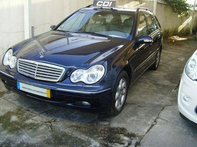 usado Mercedes C270 CDI Elegance