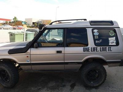 gebraucht Land Rover Discovery 300