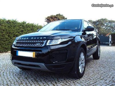 usado Land Rover Range Rover evoque 2.0 TD4 AWD AUTO