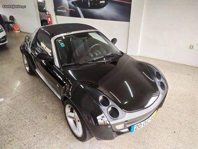 usado Smart Roadster Cabrio (82cv)