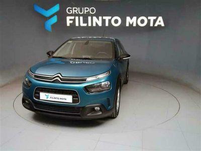 "usado Citroën C4 Cactus [""1.6 bluehdi feel""]"