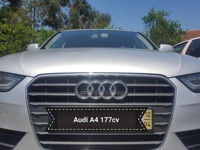 usado Audi A4 177cv