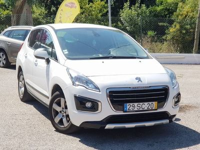 usado Peugeot 3008 1.6 b-HDi 120 CV Allure