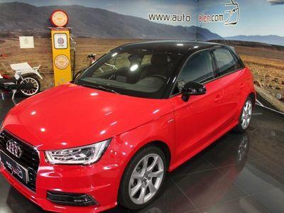 usado Audi A1 Sportback 1.4 Tdi S-Line C-Gps Novo modelo