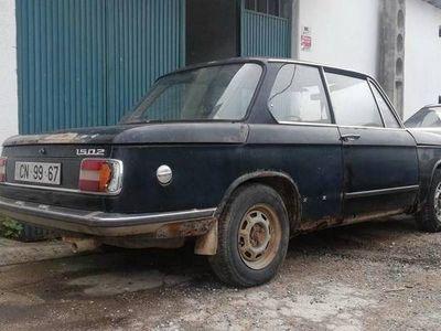 usado BMW 1602 Ligeiro