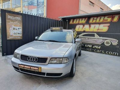 usado Audi A4 Avant 1.9 TDI Confort EC