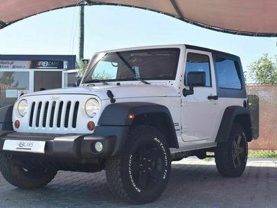 usado Jeep Wrangler 2.8 CRD ATX Sport