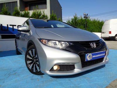 usado Honda Civic Tourer 1.6 I-DTEC SPORT