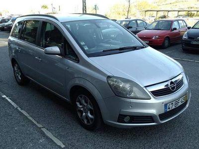 brugt Opel Zafira Cosmo1.9CDTI 150cv
