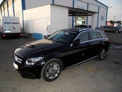 usado Mercedes C200 D SW 136cv