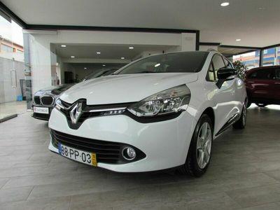 usado Renault Clio Sport Tourer 0.9TCe Limited