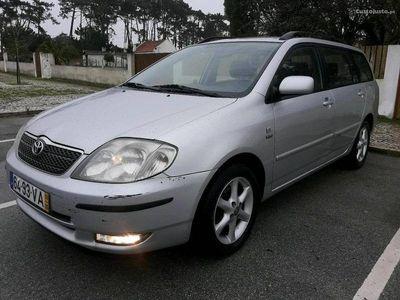 gebraucht Toyota Corolla SW 1.6 VVT-I FULL Extras