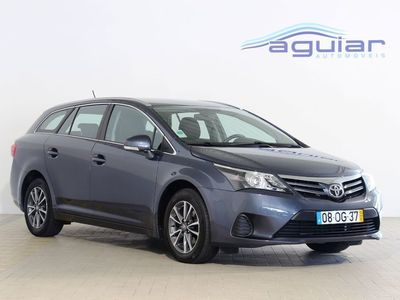 used Toyota Avensis 2.0 D-4D Confort