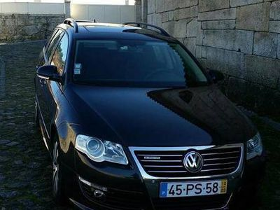 usado VW Passat variant bluemotion 1.6 tdi -