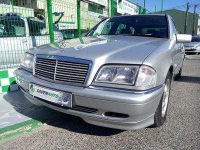 usado Mercedes C250 TD Elegance