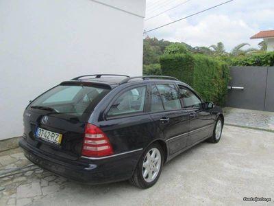 usado Mercedes C320 station w203