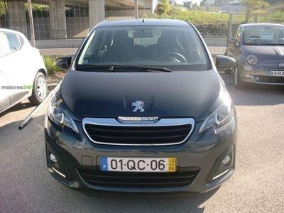 usado Peugeot 108 1.0 VTi Allure