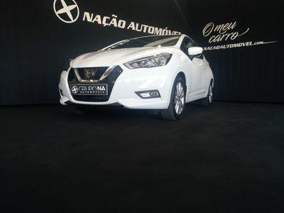 usado Nissan Micra 1.0 IG-T 100cv N-Connecta Plus Extra (Câmara+Sensores+GPS+4VE+ÉcranMaior) 5 Lugares 5 Portas