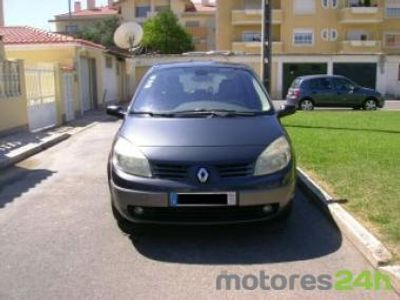usado Renault Grand Scénic luxe privilege 80000kms