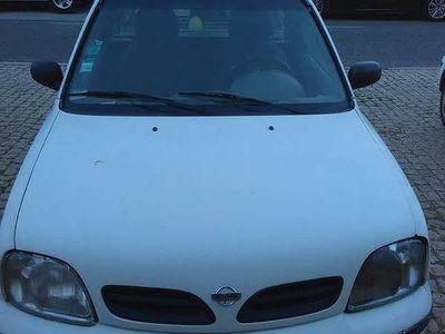 brugt Nissan Micra 1.5D