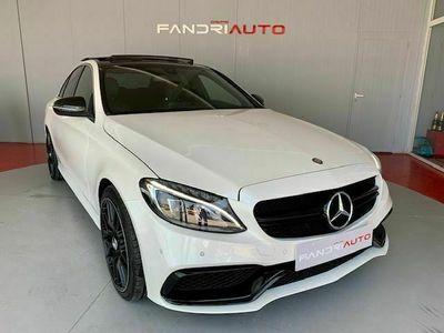 usado Mercedes C180 CDI AMG LINE