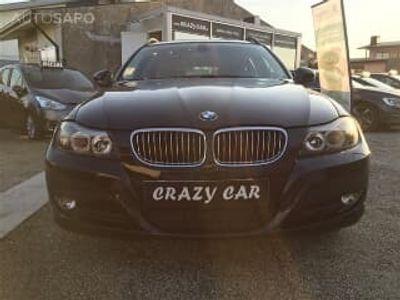 usado BMW 320 Série 3 d Touring EfficientD. Navigation (163cv) (5p), Diesel