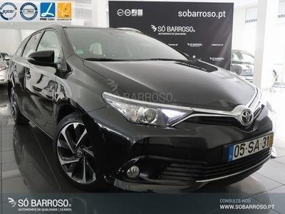 usado Toyota Auris Touring Sports 1.4 D-4D Comfort+Pack Sport