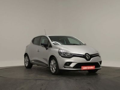 usado Renault Clio IV 0.9 TCE LIMITED