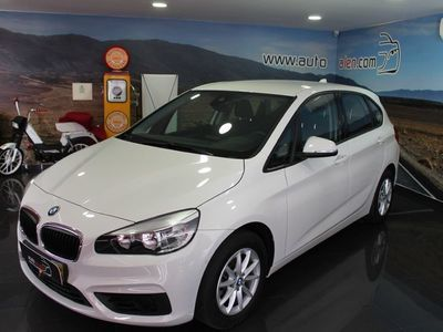 usado BMW 216 Active Tourer D Efficient Dynamics Nacional
