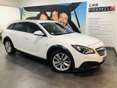 usado Opel Insignia sports tourer Cross Country