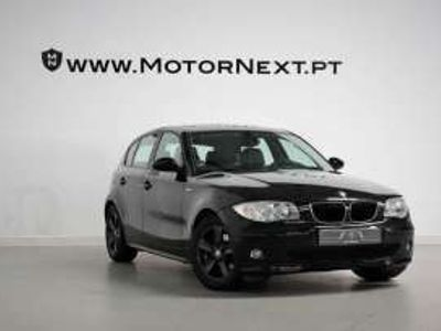 usado BMW 120 D Confort (Nacional)