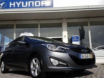 usado Hyundai i40 SW 1.7 CRDi Blue Comfort (115cv) (5p)