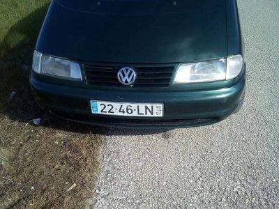usado VW Sharan Barata