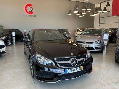 usado Mercedes E220 CDI Coupé Avantgarde AMG
