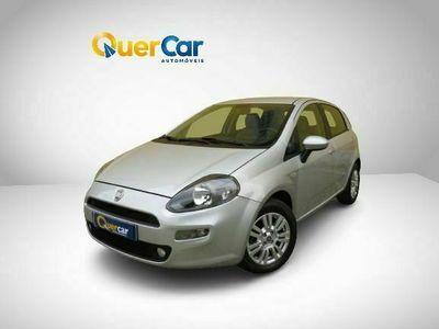 usado Fiat Grande Punto 1.4 Active GPL