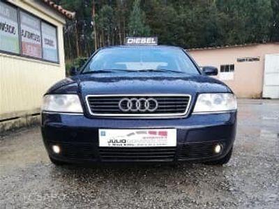usado Audi A6 2.5 TDI V6 24v - 150cv - SPORT - CAIXA MANUAL 6v - IUC 74,00€ - PREÇO REVENDA