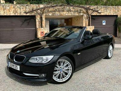 usado BMW 320 Cabriolet d Exclusive Auto