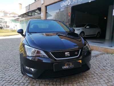 usado Seat Ibiza 1.4 TDi Fr