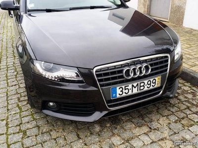 usado Audi A4 Avant 2.0 TDI 1 Dono -