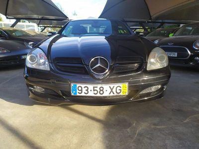 usado Mercedes SLK200 Kompressor GPL