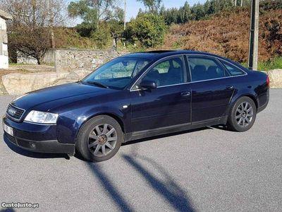 usado Audi A6 1900 TDI 110 cavalos -