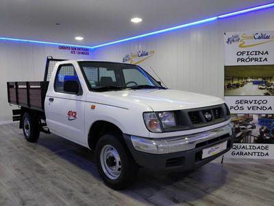 usado Nissan PickUp 4x2 3 lugares