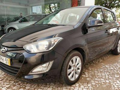 usado Hyundai i20 PORTAS